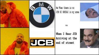 'जेसीबी की खुदाई' Video सोशल मिडियावर झाला ट्रेंड, जाणून घ्या का झाले #JCBKiKhudayi Memes व्हायरल