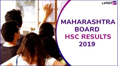 MSBSHSE 12th Std Results 2019: महाराष्ट्र बोर्ड 12 वीचा निकाल mahresult.nic.in वर घोषित; SMS आणि Online असा पहाल निकाल