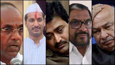 Lok Sabha Election Results 2019: पार्थ पवार, अशोक चव्हाण, सुशीलकुमार शिंदे, अनंत गिते, राजू शेट्टी यांची कुणी घेतली विकेट? पाहा कोण ठरले महाराष्ट्राचे जायंट किलर