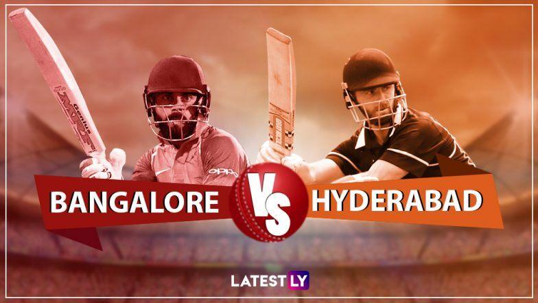 RCB vs SRH, IPL 2019 Live Cricket Streaming: रॉयल चॅलेंजर्स बंगलोर विरुद्ध सनरायजर्स हैद्राबाद यांच्यातील लाईव्ह सामना आणि स्कोर पहा Star Sports आणि Hotstar Online वर