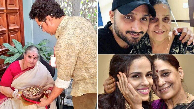 Mother's Day 2019: भारतीय खेळाडू स्टार सचिन तेंडूलकर, हरभजन सिंग, सायना नेहवाल यांच्यासह अन्यजणांनी आपल्या आईबद्दल 'मदर्स डे' दिवशी शुभेच्छांच्या माध्यमातून व्यक्त केल्या आपल्या भावना! (Photos)