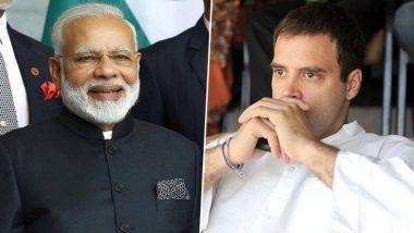 Exit Poll Results: पंतप्रधान मोदी यांच्या विरोधात नकारात्मक प्रचार काँग्रेसला पडला भारी?