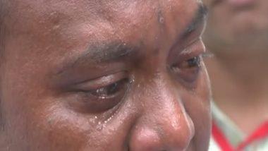 जालंदर: कुटुंबीयांनी मत दिले नाही म्हणून उमेदवार रडला ढसाढसा (व्हिडिओ)
