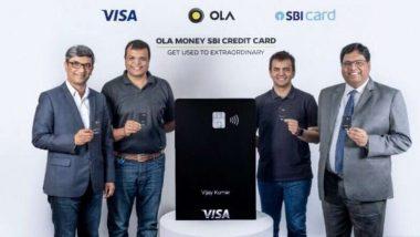 Ola Credit Card: ओला कंपनीने एसबीआयसोबत लॉन्च केले क्रेडिट कार्ड, यूजर्सला मिळणार अधिक कॅशबॅक