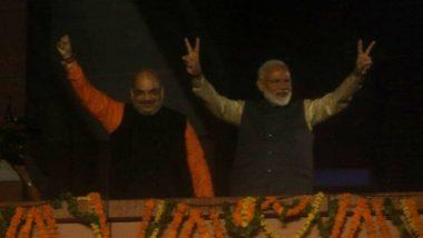 Lok Sabha Election Results 2019: भाजप प्रणित नव्या NDA सरकारच्या शपथविधीसाठी 30 मेचा मुहूर्त