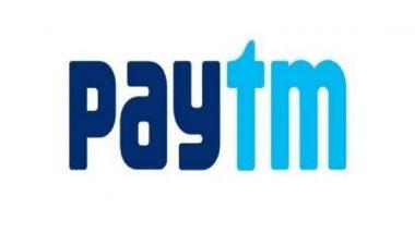 Paytm ची खास ऑफर; IPL सामन्यांदरम्यान रिचार्ज केल्यास मिळेल 100% पर्यंत कॅशबॅक