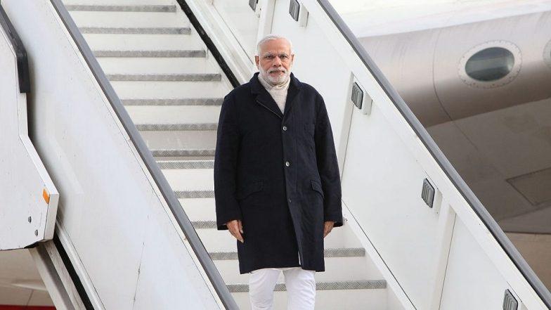 शपथविधीपूर्वी नरेंद्र मोदी यांचे विदेशी दौऱ्याचे वेळापत्रक जाहीर; 7 महिन्यांमध्ये 7 देशांच्या भेटी