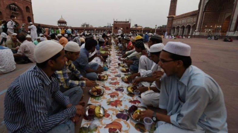 Ramadan 2019 Iftar Time 9 May:  मुंबई, पुणे, नाशिक आणि औरंगाबाद शहरामध्ये आजचा रमजान रोजा सोडण्यासाठी 'इफ्तार' वेळ काय?