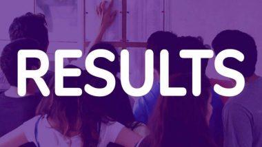 Scholarship Exam Results 2019: 5 वी आणि 8 वी च्या विद्यार्थ्यांचा शिष्यवृत्ती परीक्षा 2019 चा अंतरिम निकाल जाहीर; puppss.mscescholarshipexam.in वर कसा पहायचा रिझल्ट