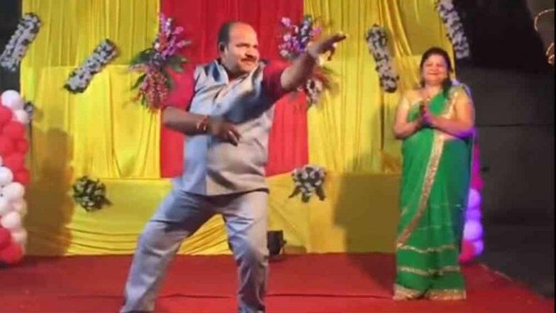 डान्सिंग अंकल संजीव श्रीवास्तव यांच्या डान्सवर खुद्द अमिताभ बच्चन ही फिदा