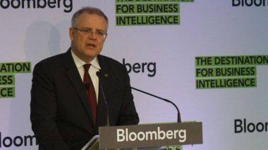 ऑस्ट्रेलियन पंतप्रधान Scott Morrison यांच्यावर फेकले अंडे,महिलेला अटक (Watch Video)