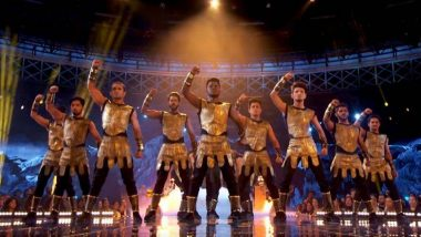 'The King' या मुंबईकर हिप हॉप डान्स ग्रुपने जिंकला अमेरिकन 'World of Dance'हा रिअॅलिटी शो