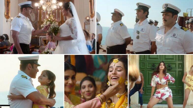 Turpeya Song: सलमान खान याच्या 'भारत' सिनेमातील Turpeya गाण्यात नोरा फतेही हिच्या हॉटनेसचा तडका (Watch Video)