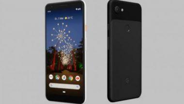 भारतात लाँच होण्याआधीच Google Pixel 3a XL स्मार्टफोनची किंमत झाली लीक