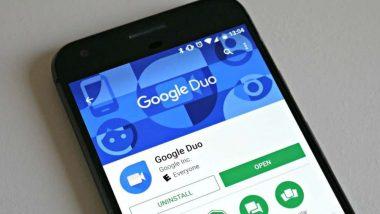 Google Duo App मध्ये आता ग्रुप व्हिडिओच्या माध्यमातून एकाच वेळी 8 जणांसोबत बोलता येणार