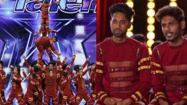मुंबईच्या डान्स ग्रुपचा अमेरिकेत डंका; America Got Talent मध्ये सादर केलेल्या परफॉर्मन्समुळे जजेस कडून Standing Ovation