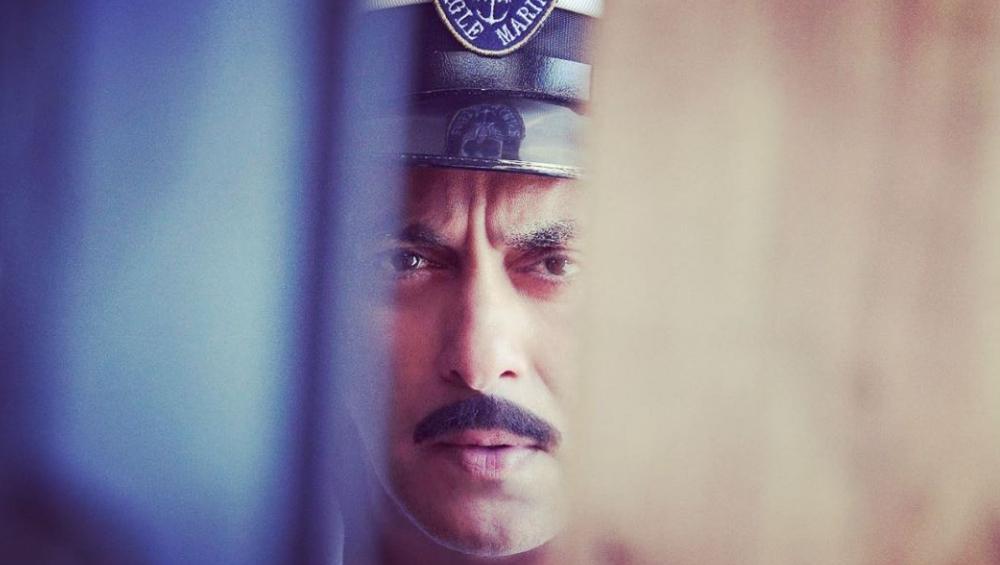 'भारत' चित्रपटातील सलमानचा आणखी एक हटके लूक आऊट, चित्रपटाच्या दिग्दर्शकाने सोशल मिडियावर शेअर केला फोटो