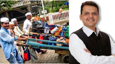 मुंबई: इंग्रजी शाळांमध्ये डब्बेवाल्यांच्या प्रवेशबंदीचा प्रश्न चर्चेने सोडवा, मुख्यमंत्री देवेंद्र फडणवीस यांचे शाळांना आदेश