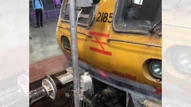 CSMT रेल्वे स्थानकात बफरच्या धडकेतील लोकलच्या मोटरमनचा मृत्यू