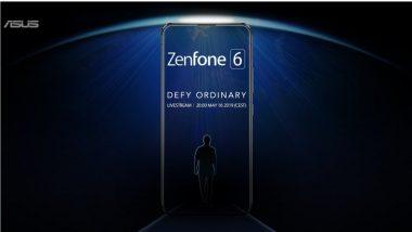 Asus Zenfone 6 लवकरच लॉन्च होणार, ग्राहकांना मिळणार दमदार फिचर्स