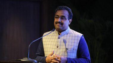 भाजप पक्षाला सत्ता स्थापन करण्यासाठी मित्रपक्षांची गरज भासणार, राम माधव यांचा दावा