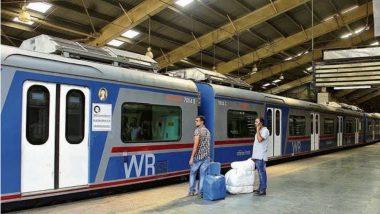 चर्चगेट - विरार AC Mumbai Local 14 सप्टेंबर पासून आठवड्याचे सात ही दिवस धावणार;  पश्चिम रेल्वेवरील प्रवाशांसाठी मोठा दिलासा