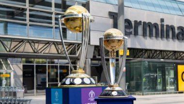 ICC World Cup 2019 Opening Ceremony: जाणून घ्या कुठे आणि कधी बघाल वर्ल्डकपचा उद्धाटन सोहळा