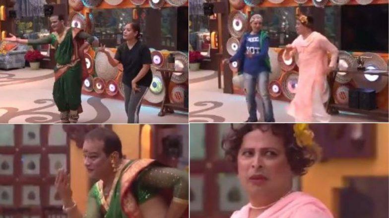Bigg Boss Marathi 2 Day 3 Episode Preview 'बिग बॉस'च्या घरातील बायकांच्या वेशातले हे पुरुष कोण? हा असेल आजच्या भागातील टास्क? (Video)