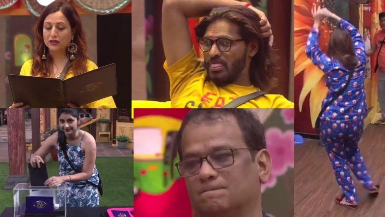 Bigg Boss Marathi 2, 31th May 2019, Day 5 Episode Updates: बिग बॉसच्या घरात फुलत आहे नवी प्रेमकहाणी; तर मनातील 'या' दुःखामुळे ढसाढसा रडले बिचुकले