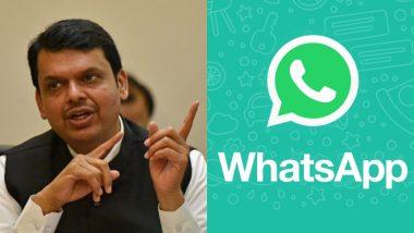 दुष्काळासंदर्भातील तक्रारी नोंदवा 'या' WhatsApp नंबरवर, 48 तासांत होणार निवारण; मुख्यमंत्र्यांचे आदेश
