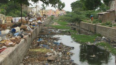 नाल्यात कचरा टाकल्यास वस्तीचे पाणी बंद करा, प्रवीण परदेशी यांचा कर्मचाऱ्यांना आदेश