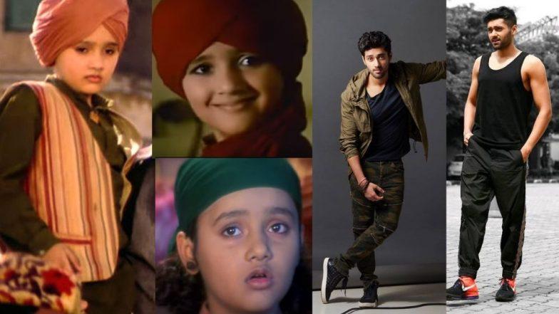 Utkarsh Sharma Birthday: 'ग़दर' मधील हा बालकलाकार  बनला आहे एक Hot आणि Handsome अभिनेता (Photos)