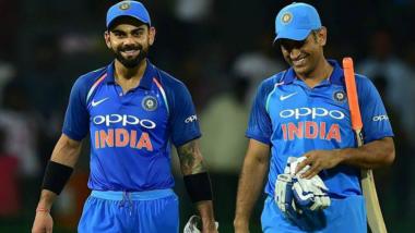 ICC Cricket World Cup 2019: 'टीम इंडिया'चे कोच रवी शास्त्री यांनी विराट कोहली आणि महेंद्र सिंग धोनी यांच्यातील नात्याबद्दल केला मोठा खुलासा