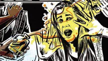 बलात्काराचा खटला मागे न घेतल्याने मुझफ्फरनगरमध्ये आरोपींनी पीडितेवर केला अॅसिड हल्ला