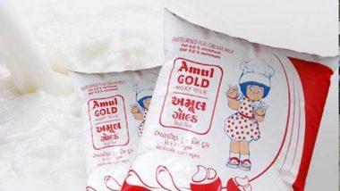 अमूल दूध महागणार, महाराष्ट्र सह 6 राज्यांमध्ये उद्यापासून दूधासाठी 2 रूपये अधिक मोजावे लागणार