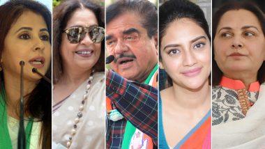 Lok Sabha Election Results 2019: राजकारणाच्या रिंगणात Bollywood Stars ची प्रतिष्ठा पणाला; उर्मिलाला धक्का तर हेमा मालिनी आघाडीवर