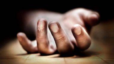अहमदनगर: चारित्र्याच्या संशयावरून पतीने केला पत्नीचा खून; शेतात नेऊन जाळला मृतदेह