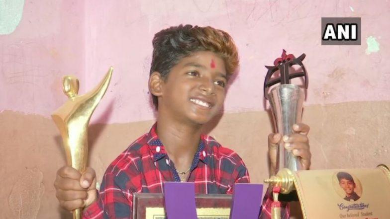 'चिप्पा' चित्रपटासाठी मुंबईकर बालकलाकार सनी पवार याचा  19th New York Indian Film Festival 2019 मध्ये  Best Child Actor पुरस्काराने गौरव