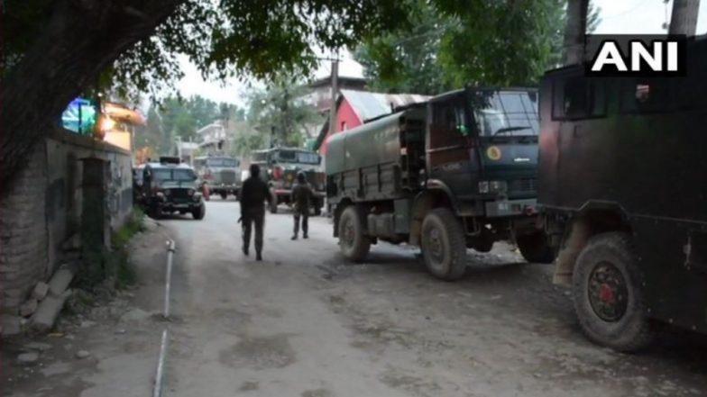 Dalipora Encounter:  पुलवामा मध्ये  भारतीय सुरक्षा जवान आणि दहशतवाद्यांमध्ये पुन्हा चकमक, तीन दहशतवादी ठार