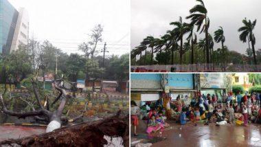 Cyclone फनी: ओडिशातील मृतांचा आकडा 64 वर पोहोचला, नुकसानाचा आढावा घेण्यासाठी केंद्रीय दल पोहोचले घटनास्थळी