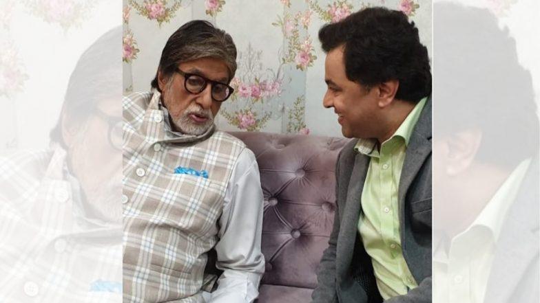 AB Aani CD चित्रपटामध्ये अमिताभ बच्चन सोबत काम करण्याचा अनुभव शेअर करणारी सुबोध भावे ची खास पोस्ट