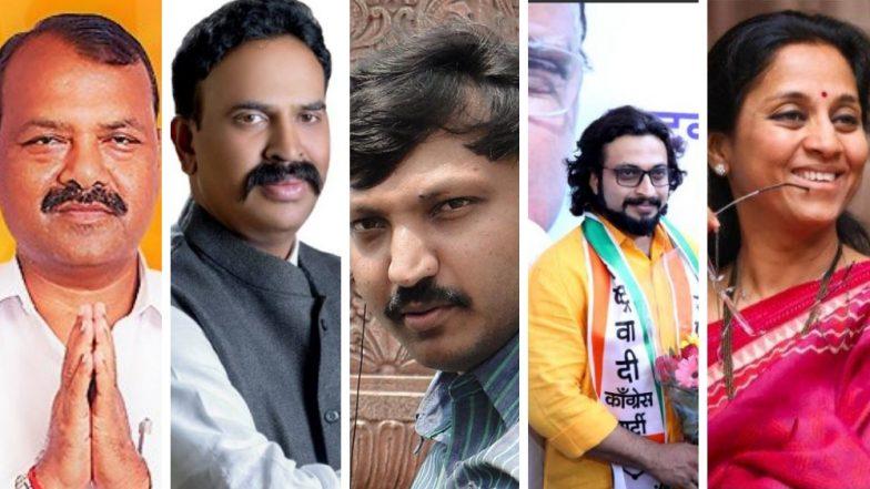 Maharashtra Lok Sabha Elections Results 2019: लोकसभा निवडणूक निकाल 2019 चे महाराष्ट्रातील 48 विजयी खासदार; पहा संपूर्ण यादी