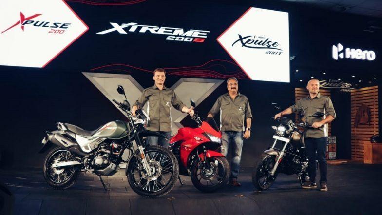 Hero XPulse 200, XPulse 200T आणि Xtreme 200S भारतात लॉन्च; पहा काय आहेत फिचर्स आणि किंमत