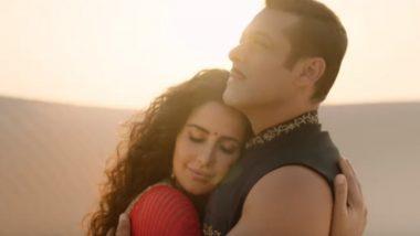 Chashni Song: 'भारत' सिनेमातील सलमान खान आणि कैटरीना कैफ यांचे रोमॅन्टिक गाणं 'चाशनी' रसिकांच्या भेटीला (Watch Video)