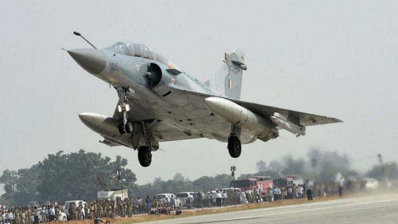 भारतीय हवाई दलाने रोखले पाकिस्तानचे Antonov AN-12 विमान, जयपूर विमानतळावर विमानचालकाची चौकशी सुरु