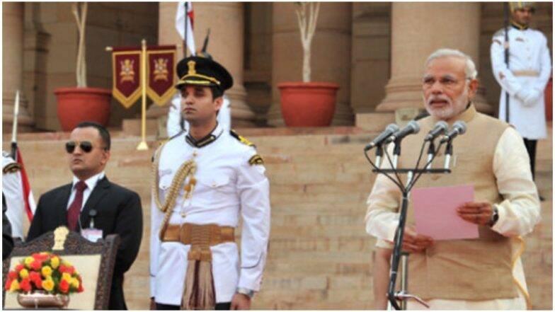 नरेंद्र मोदी 30 मे रोजी संध्याकाळी 7 वाजता पंतप्रधान पदाची शपथ घेणार, राष्ट्रपती भवनात सोहळा पार पडणार