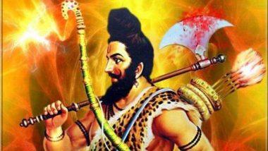 Parshuram Jayanti 2019: श्रीविष्णू चा सहावा अवतार 'परशुराम' विषयी जाणून घ्या या खास गोष्टी