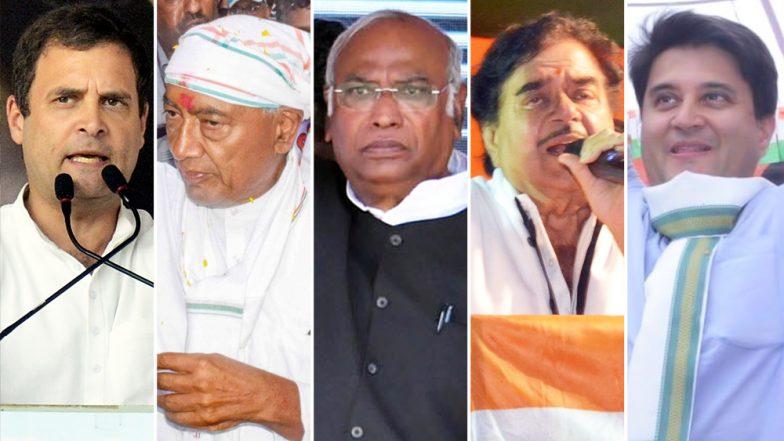 Lok Sabha Election Results 2019: राहुल गांधी, दिग्विजय सिंह, अशोक चव्हाण यांच्यासह देशभरातील 'या' दिग्गजांचे धक्कादायक पराभव; विजय आणि मताधिक्य जाणून घ्या एका क्लिकवर