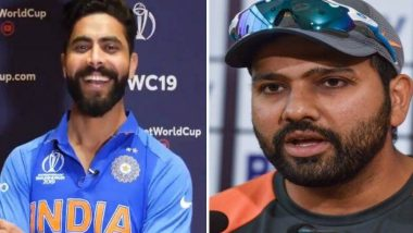 ICC Cricket World Cup 2019: रविंद्र जडेजा, रोहित शर्मा यांनी केली 'टीम इंडिया'ची पोलखोल (Watch Videos)