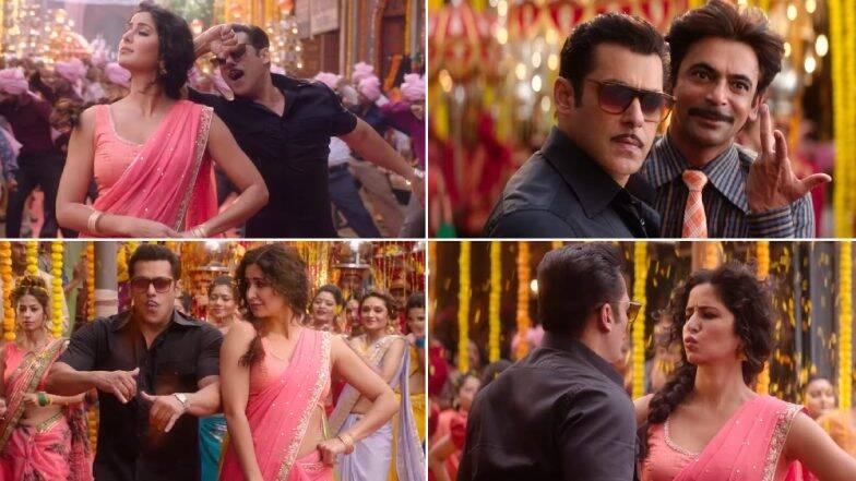 Bharat Movie Aithey Aa Song: सलमान खान आणि कैटरीना कैफ यांचं 'इथ्थे आ...'  गाणं रसिकांच्या भेटीला (Watch Video)